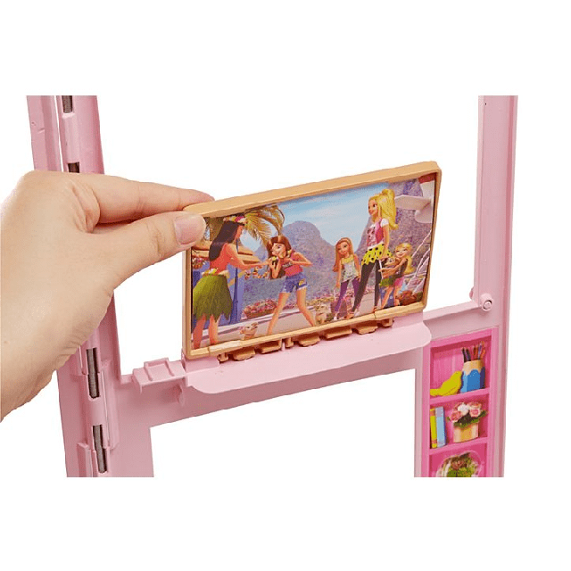 Barbie 2-Story House 2017 DVV47 6