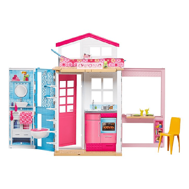 Barbie 2-Story House 2017 DVV47