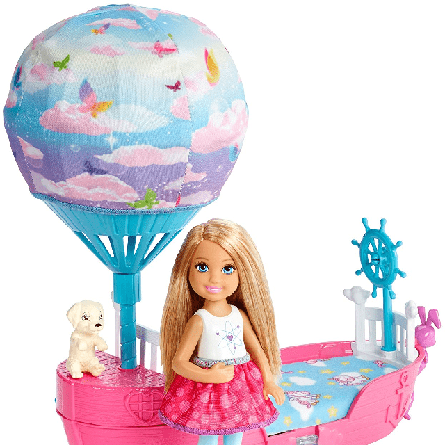 Barbie Chelsea Dreamtopia Vehicle DWP59