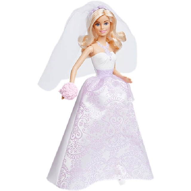 Barbie Bride Doll DHC35