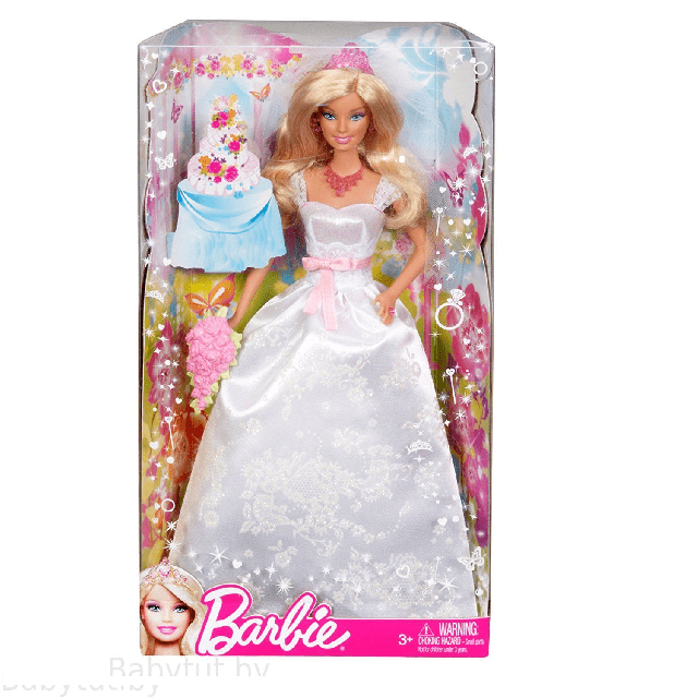 Barbie Bride Doll X9444 1