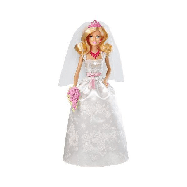 Barbie Bride Doll X9444