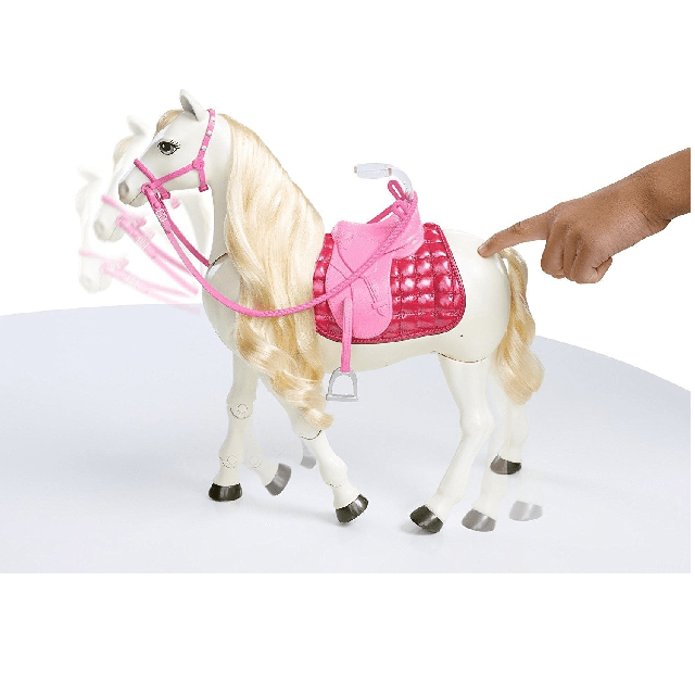 Barbie Dreamhorse Doll And Horse FRV36 1