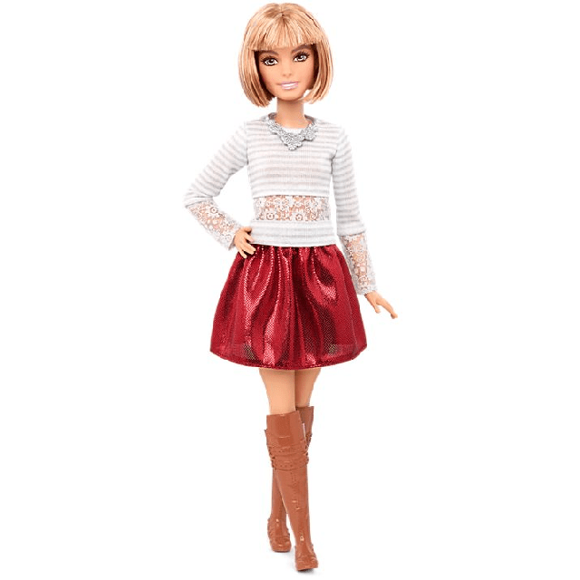 Barbie Fashionistas 23 Love That Lace - Petite DMF25