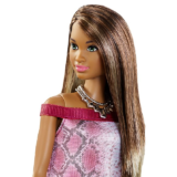 Кукла Барби Модница Грейс 2016/ Barbie Fashionistas Doll 21 Pretty in Python - Original