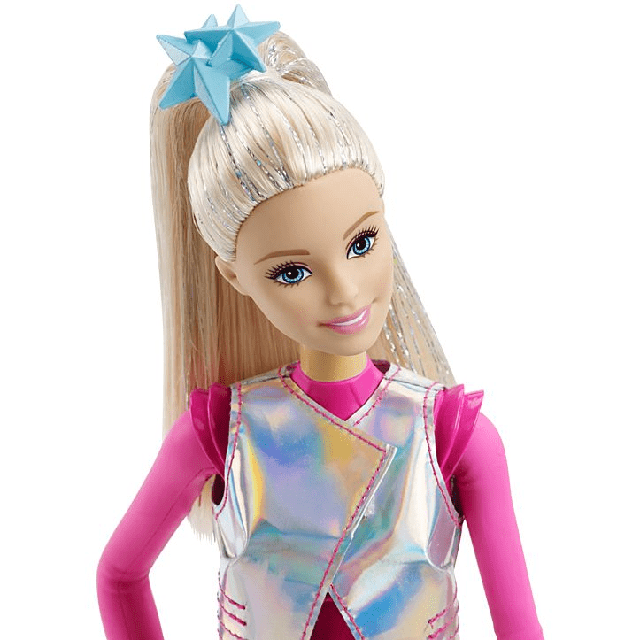 Barbie Star Light Adventure & Flying Cat DWD24 4