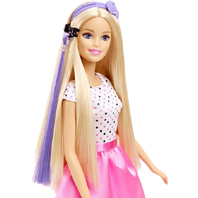 Barbie Style Your Way Doll & Playset DJP92 1