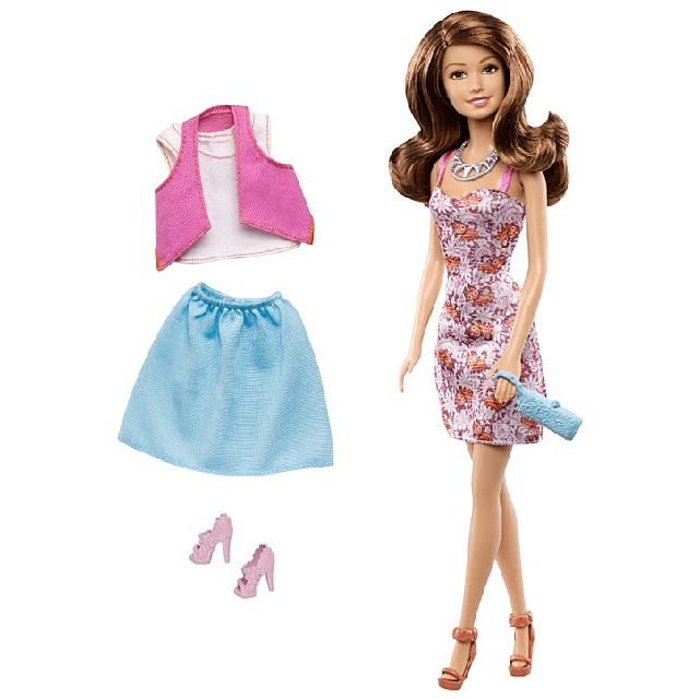 Barbie Teresa Doll & Fashion Gift Set CML81