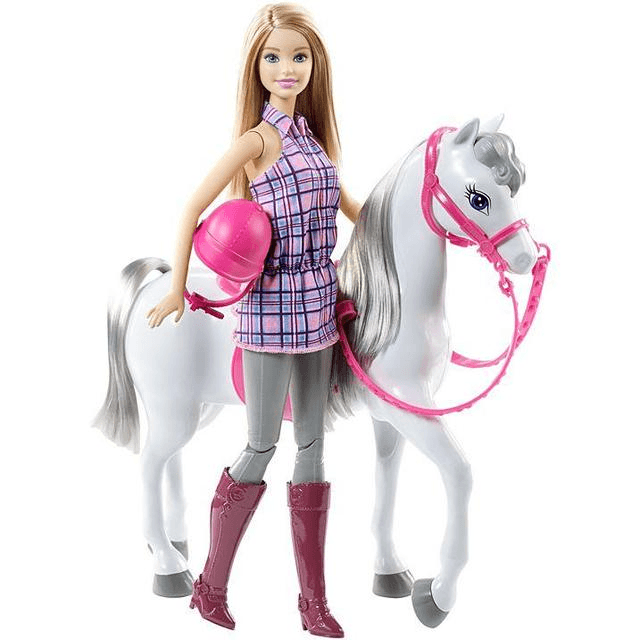 Barbie Doll and Horse DHB68