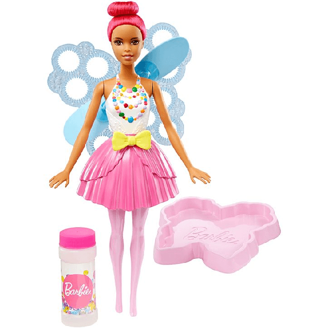 Barbie Dreamtopia Bubbletastic Fairy Doll DVM96