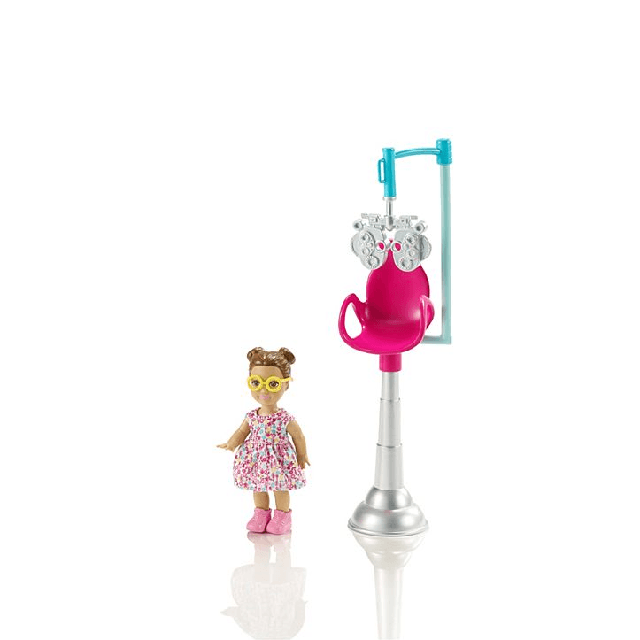 Barbie Eye Doctor CMF42 3