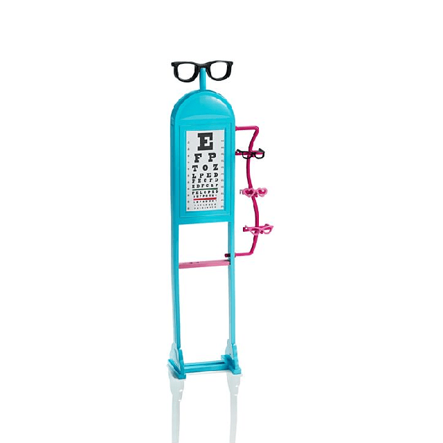 Barbie Eye Doctor CMF42 5