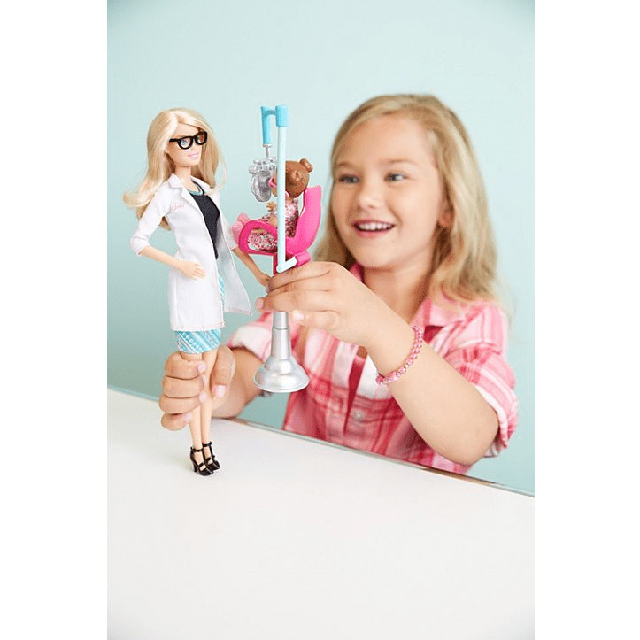 Barbie Eye Doctor CMF42 6