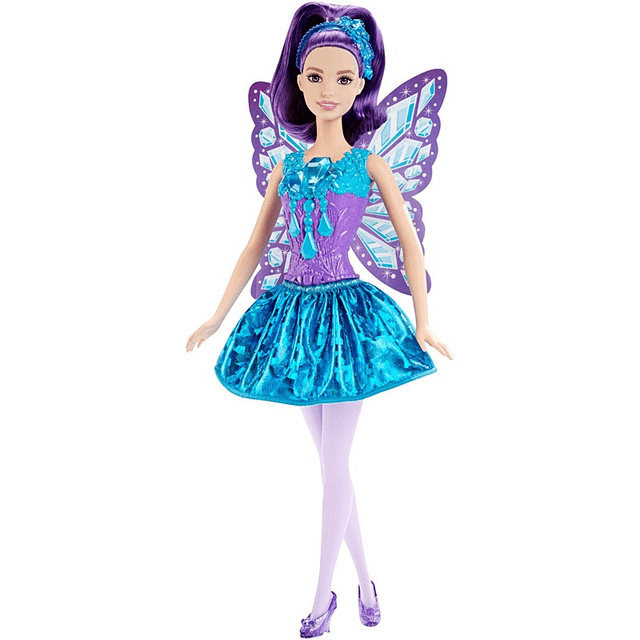 Barbie Gem Kingdom Fairy DHM55