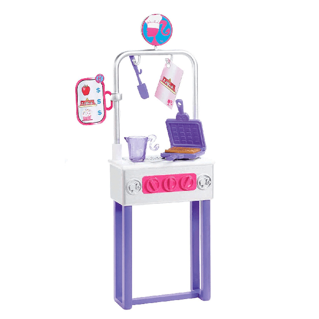 Barbie I Can Be Pancake Chef Playset X0099 1