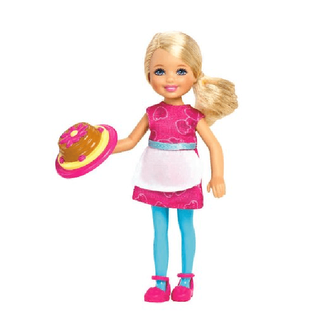 Barbie I Can Be Pancake Chef Playset X0099 4