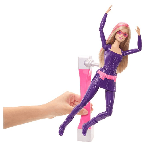 Barbie Spy Squad Barbie Secret Agent Doll DHF17 2