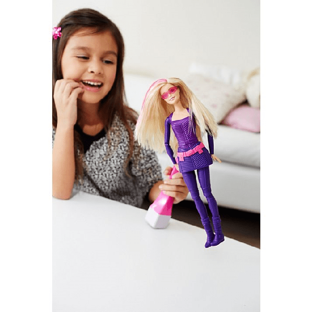 Barbie Spy Squad Barbie Secret Agent Doll DHF17 3