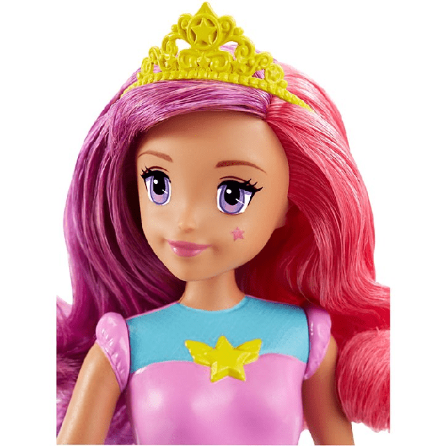 Barbie Video Game Hero Match Game Princess DTW00 4