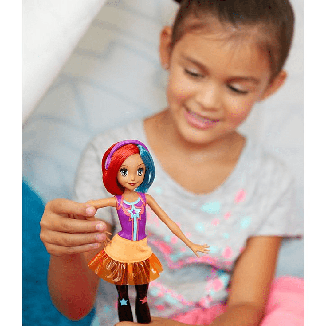 Barbie Video Game Hero Multi-Color Hair DTW05 3