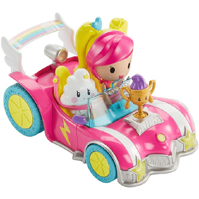 Barbie Video Game Hero Vehicle and Figure Play Set DTW18 2