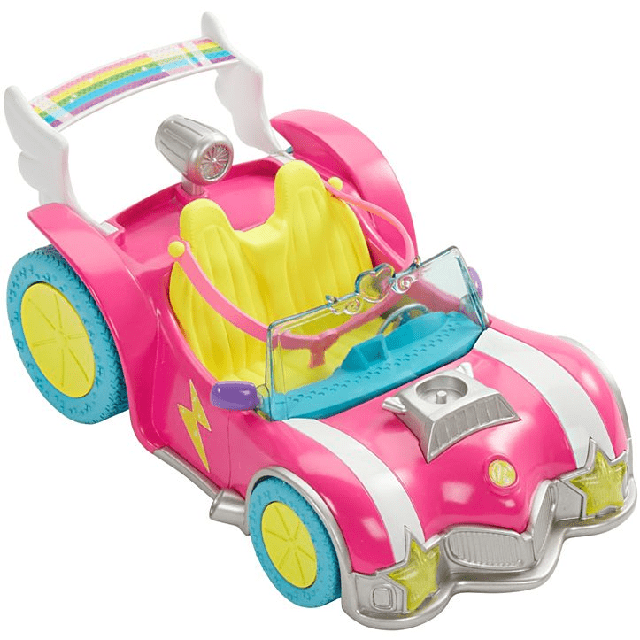 Barbie Video Game Hero Vehicle and Figure Play Set DTW18 3