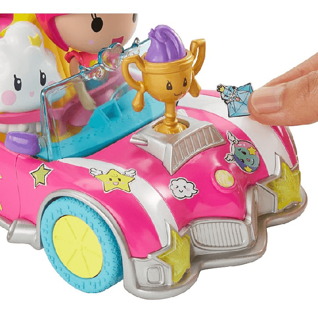 Barbie Video Game Hero Vehicle and Figure Play Set DTW18 6