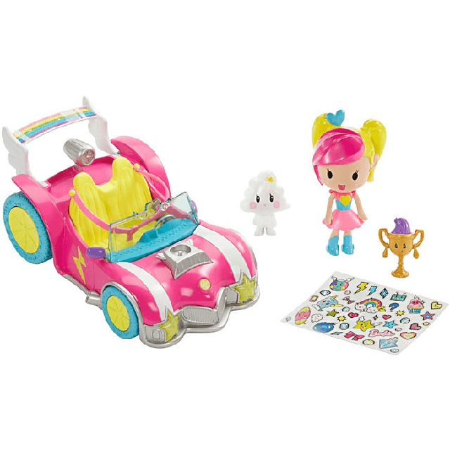 Barbie Video Game Hero Vehicle and Figure Play Set DTW18