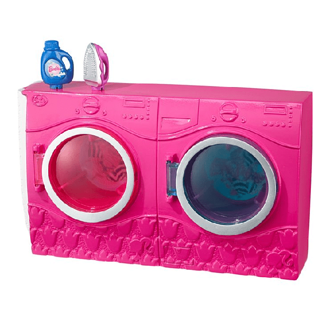 Barbie Washer & Dryer Set CFG66