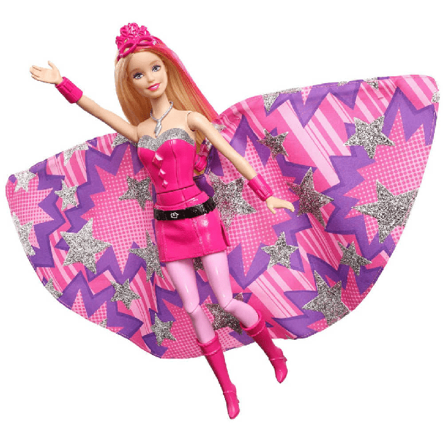 Barbie in Princess Power Super Sparkle CDY61 Кара