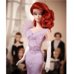 Коллекционная кукла Барби 2015 Силкстоун / Lavender Luxe Barbie Doll