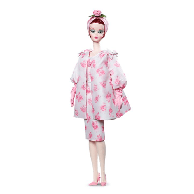 Luncheon Ensemble Barbie Doll X8252
