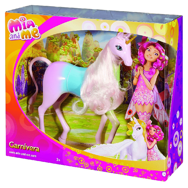 Mia and Me Garnivera Unicorn DJB85 1