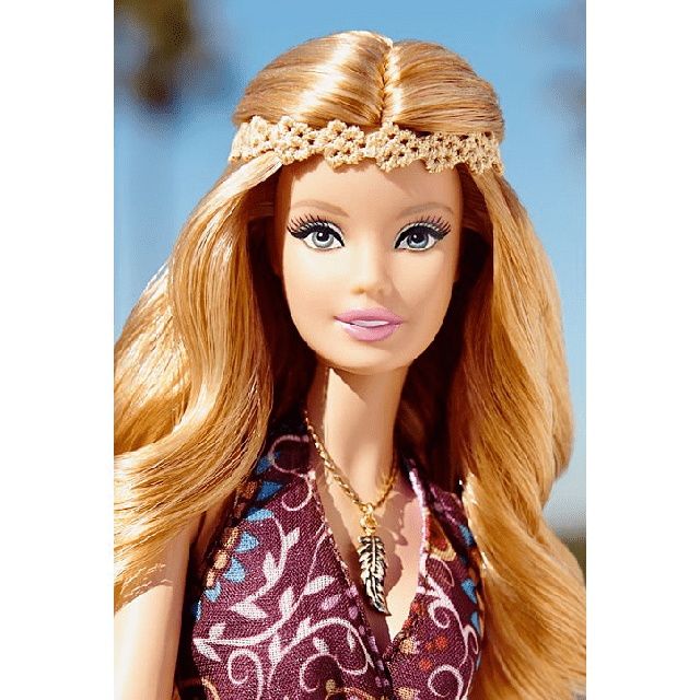 The Barbie Look Barbie Doll Music Festival DGY12 2