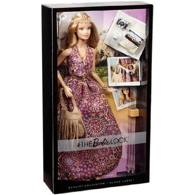The Barbie Look Barbie Doll Music Festival DGY12 6