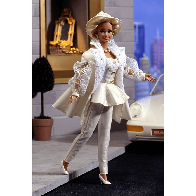 Uptown Chic Barbie Doll 11623