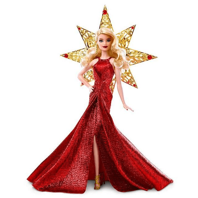 Barbie 2017 Holiday Blond DYX39