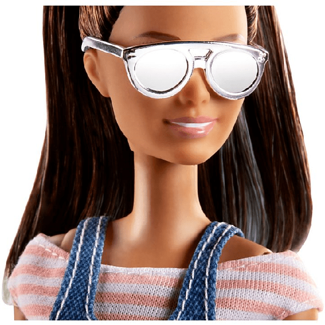 Barbie Fashionistas 73 Overall Awesome Original FJF37 3