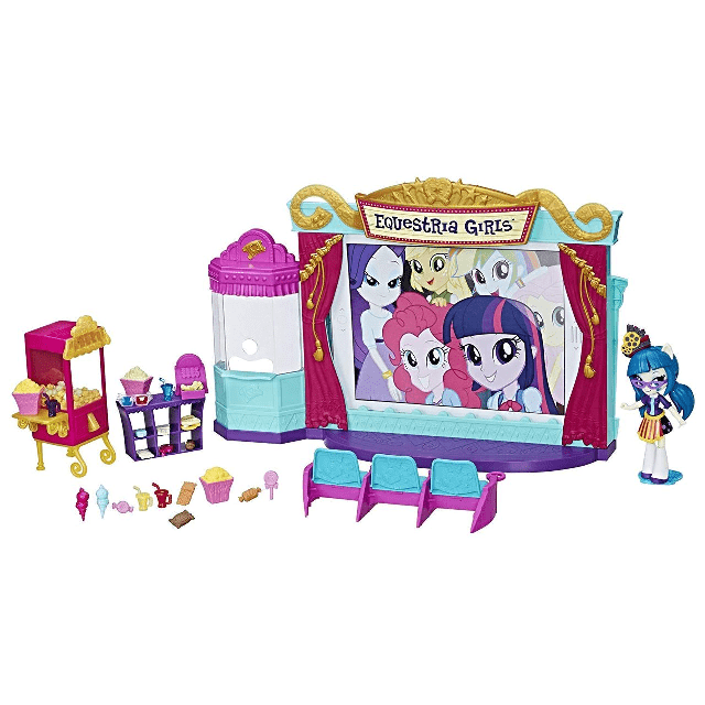 Кинотеатр Джунипер Монтаж My little pony C0409